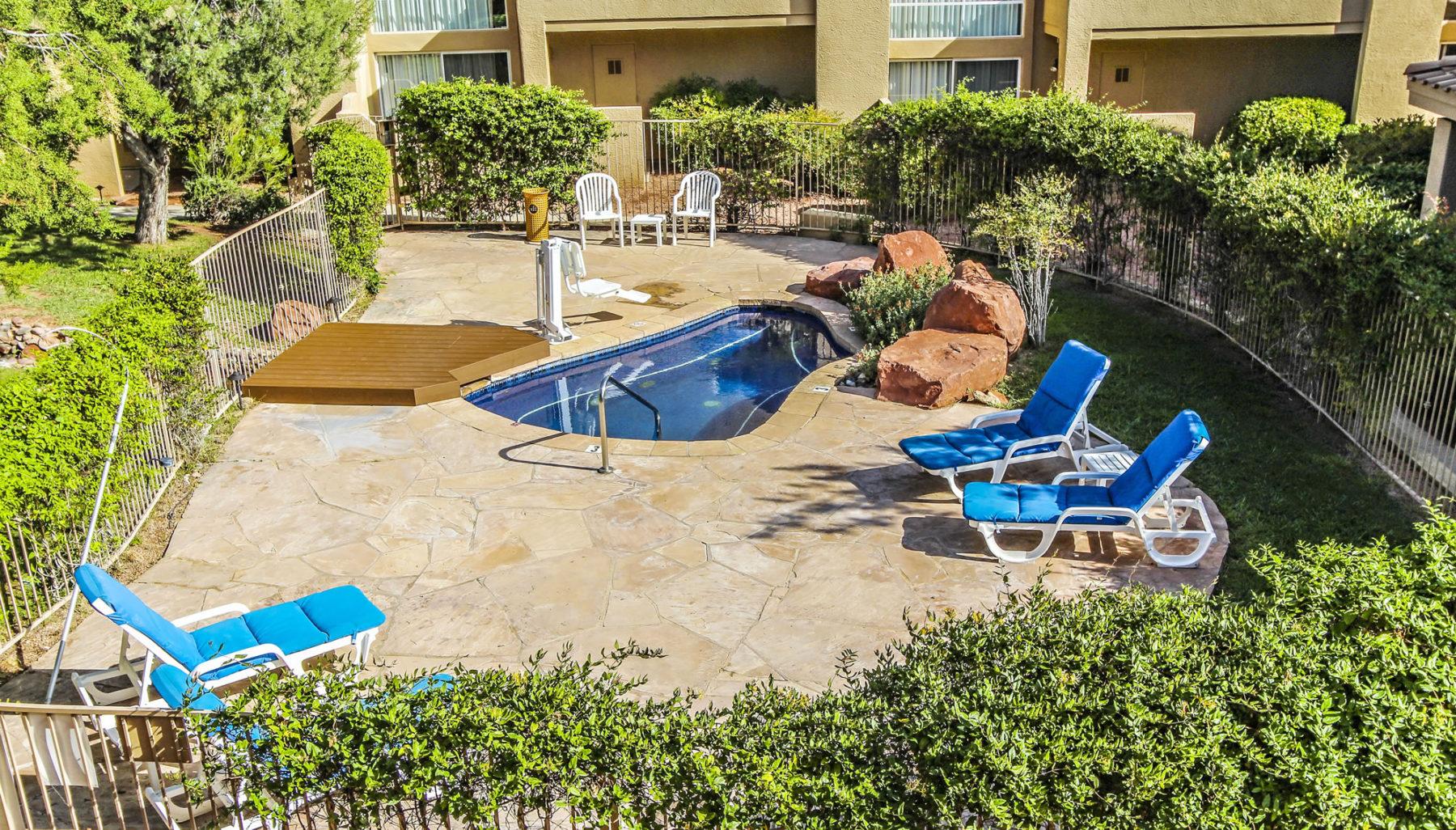 amenities sedona springs resort
